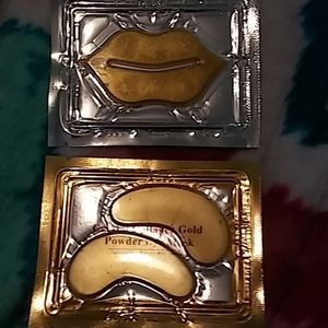 Other - Crystal Collagen Gold Powder Eye and lip Mask